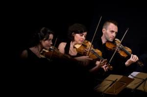 La Spagna - Ripieno violín I - 4.7.2013